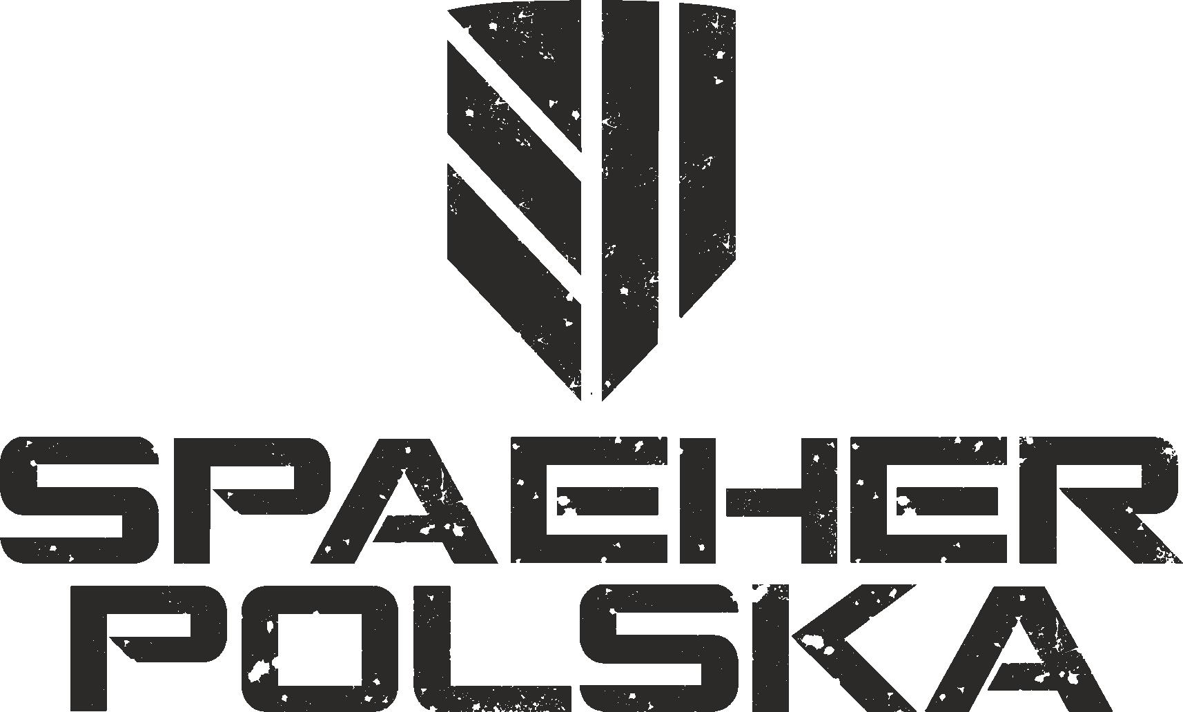 Spaeher Polska Logo Czarne